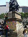 Acampada Barcelona 27 de maig - missatges.JPG