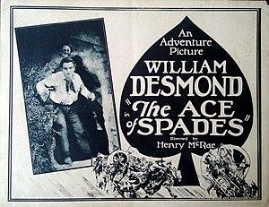 Ace of Spades (serial) - Lobby card