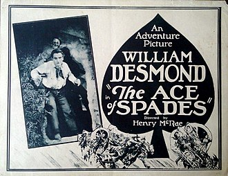 Ace of Spades (serial) - Lobby card