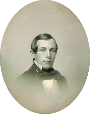 Addison Brown - Brown in 1852