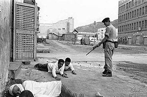 Aden Emergency - Aden in 1967