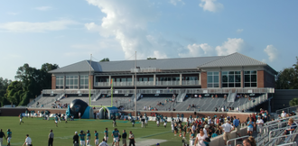 Brooks Stadium - Image: Adkins