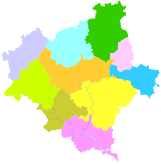 Yanping District District in Fujian, Peoples Republic of China