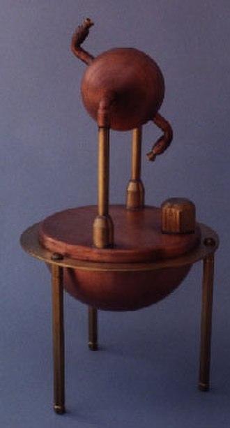 Aeolipile - A modern replica of Hero's aeolipile