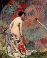 Aimé Morot - Nude with a Japanese Umbrella.jpg