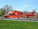 Air Ambulance at Port Perry Hospital (2468148068).jpg