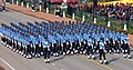 Air Force Marching Contingent at the 71st Republic Day Celebrations, 2020.jpg