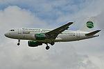 Airbus A319-100 Germania (GMI) D-ASTY - MSN 3407 - WheelTug driving aerospace (9880889966).jpg