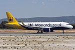 Airbus A320-214, Monarch Airlines JP7608156.jpg