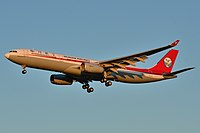 Airbus A330-300 Sichuan AL (CSC) F-WWKL - MSN 1397 - Will be B-5923 (10294984074).jpg