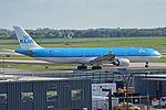 Airbus A330-303 'PH-AKB' KLM (18624691029).jpg
