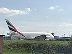 Airbus A380, Emirates, PRG (2018).jpg