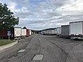 Aire de Ceignes-Cerdon - des camions.JPG
