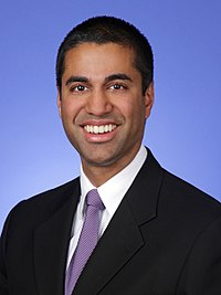 Ajit Pai Ajit V. Pai official photo.jpg