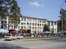 Факультеты китайских вузов