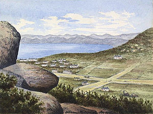 Albany, Western Australia - Albany, 1874 by Sir Whately Eliot