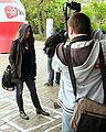 Aleksandra Kisio during XXXV Polish Film Festival in Gdynia 2010 - 1.jpg