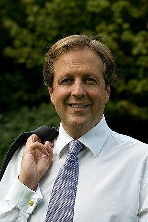 Alexander Pechtold, Dutch politician