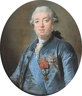 Alexandre Marie Léonor de Saint-Mauris de Montbarrey French politician