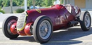 Scuderia Ferrari - Alfa Romeo 8C 2900 Scuderia Ferrari