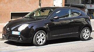 Alfa Romeo MiTo Motor vehicle