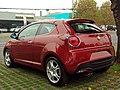 Alfa Romeo MiTo 1.4 Tjet Distinctive 2011 (16990565381).jpg