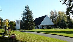 alfaset kapell kart Alfaset gravlund og kapell – Wikipedia alfaset kapell kart