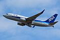 All Nippon Airways Boeing 737-700ER JA10AN NRT (16072066394).jpg