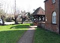 All Saints, Nazeing, Essex - Lychgate - geograph.org.uk - 374365.jpg