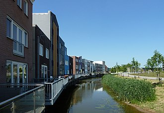 Almere - Image: Almere.Aresstraat.03