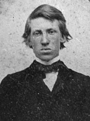 Alpheus Beede Stickney - Alpheus Beede Stickney, c. 1860.
