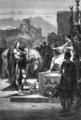 Alphonse de Neuville - Vercingétorix devant César (illustration pour François Guizot).png