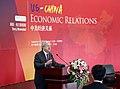 Ambassador Branstad Delivers Remarks on U.S.-China Economic Relations Peking University, September 15, 2017 (37298282415).jpg