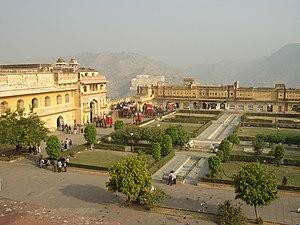 Amer, India - Amer Fort