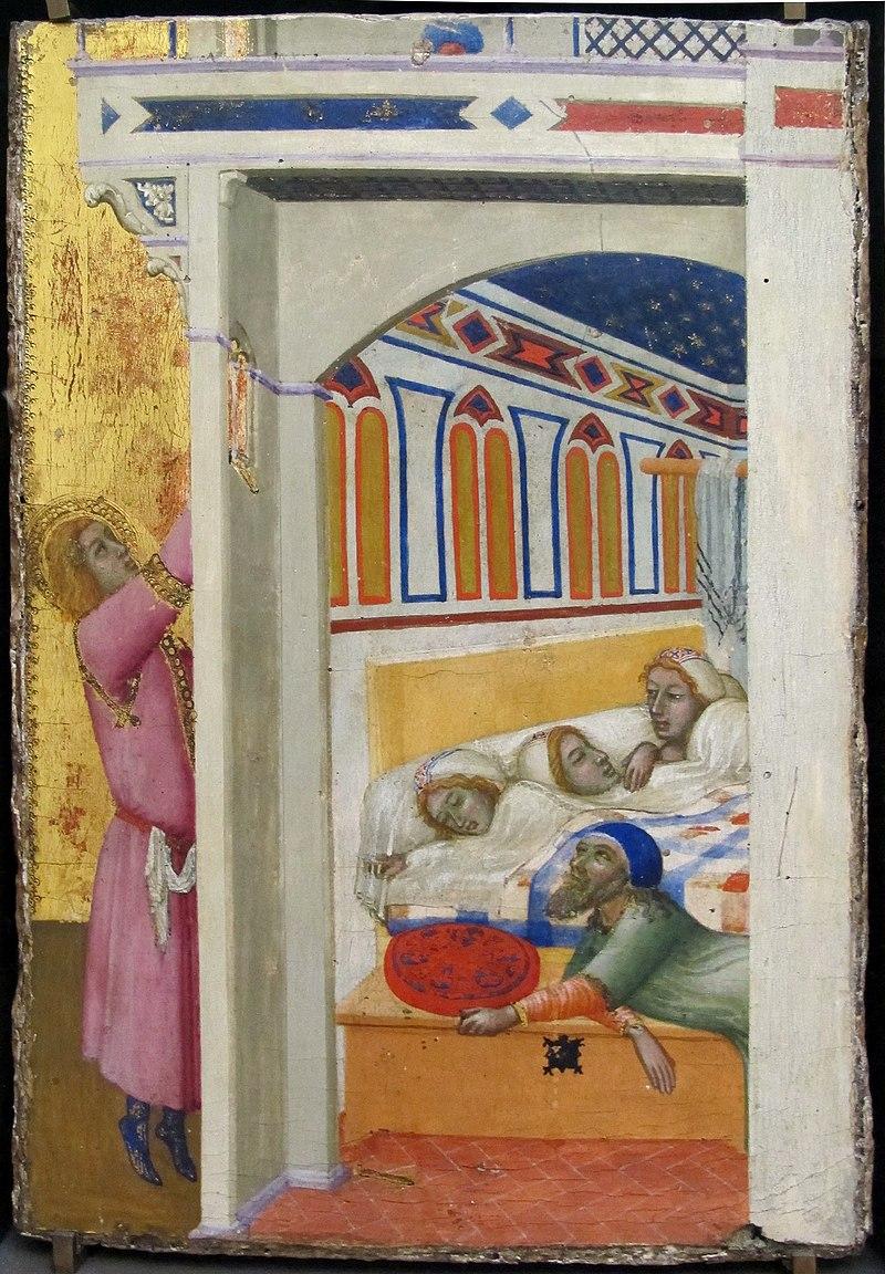 Ambrogio lorenzetti, carità di san nicola, 1330-40 ca..JPG