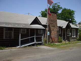 American Legion Hut-Des Arc building in Arkansas, United States