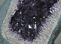 Amethyst geode (Ametista do Sul, Rio Grande do Sul, Brazil) 2 (32248291843).jpg