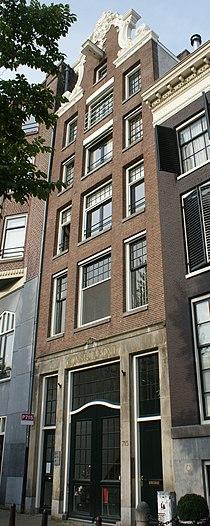 Amsterdam - Prinsengracht 715.JPG