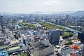 An Overview of Hiroshima and the Hiroshima Memorial Peace Park as Seen From a Hotel Rooftop as Secretary Kerry Visited the City (26370244825).jpg