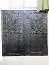 andelst rijksmonument 36730 nh kerk, binnen, dubbele grafsteen
