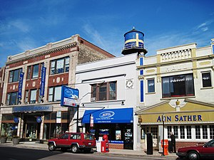 Edgewater, Chicago - Andersonville Commercial Historic District