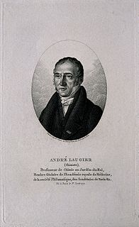 André Laugier French chemist