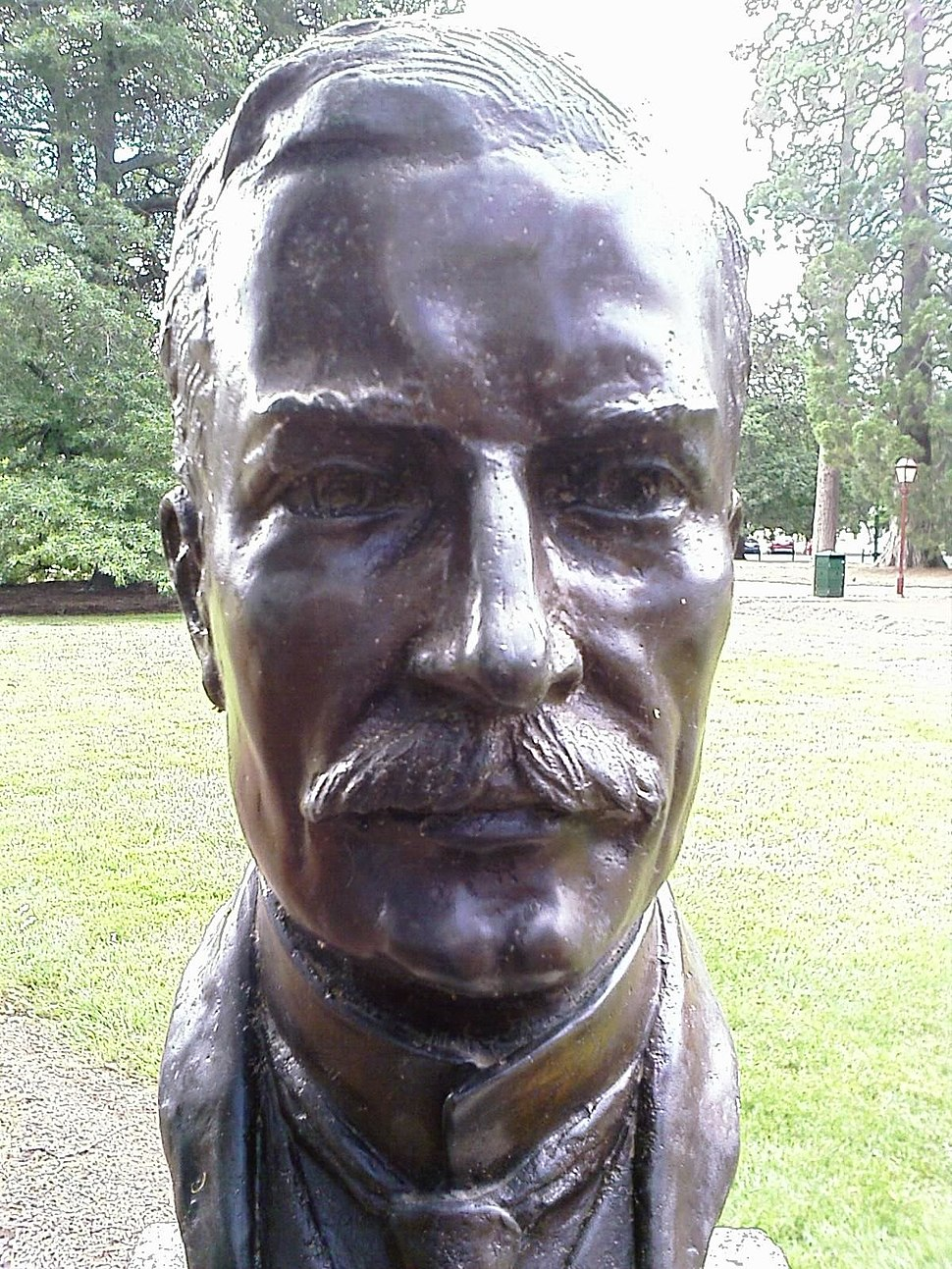 Andrew Fisher bust