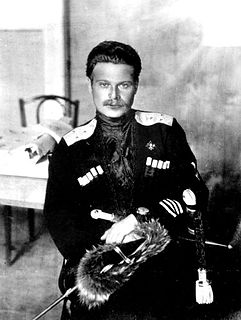 Andrei Shkuro Russian general