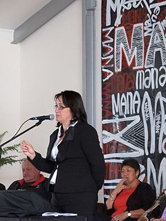 Annette Sykes New Zealand politician