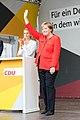 Angela Merkel, Claudia von Brauchitsch - 2017248174645 2017-09-05 CDU Wahlkampf Heidelberg - Sven - 1D X MK II - 288 - AK8I4541.jpg