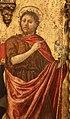Angelo e bartolomeo degli erri, polittico dell'ospedale della morte, 1462-66, 06 giovanni battista.jpg