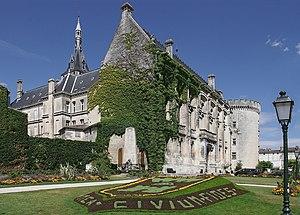 Château d'Angoulême - Town hall of Angoulême