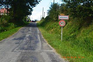Angous Commune in Nouvelle-Aquitaine, France