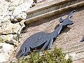 Animal Sculptures at the entrance to Ramot, Jerusalem -5 (6961697509).jpg